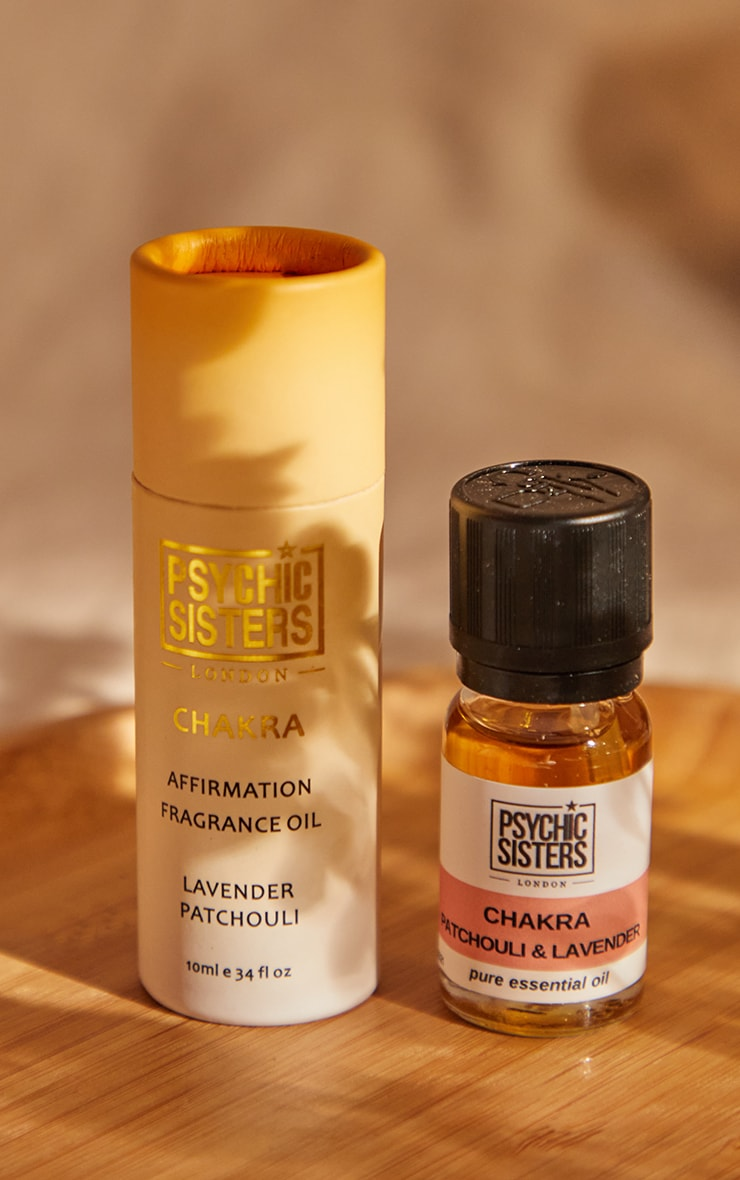 Psychic Sisters Chakra Fragrance Essential Oil 2