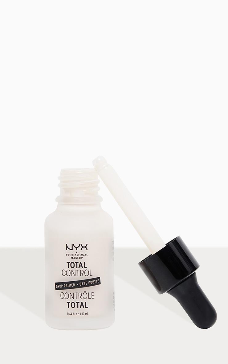 NYX Professional Makeup Total Control Drop Primer  1
