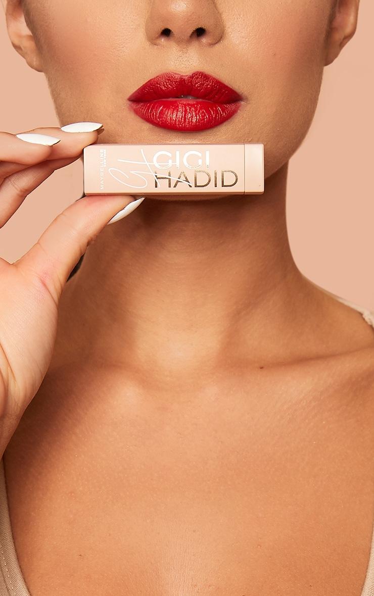 Maybelline x Gigi Hadid West Coast Collection Lipstick 24 Lani 4