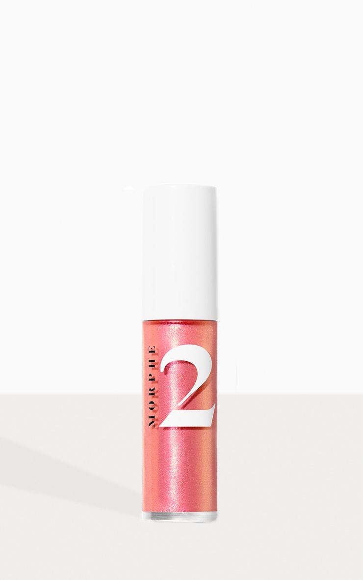 Morphe 2 Happy Glaze Lip Gloss Grateful 2