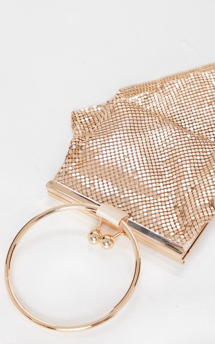 Gold Chain Mail Ring Handel Mini Grab Bag 2
