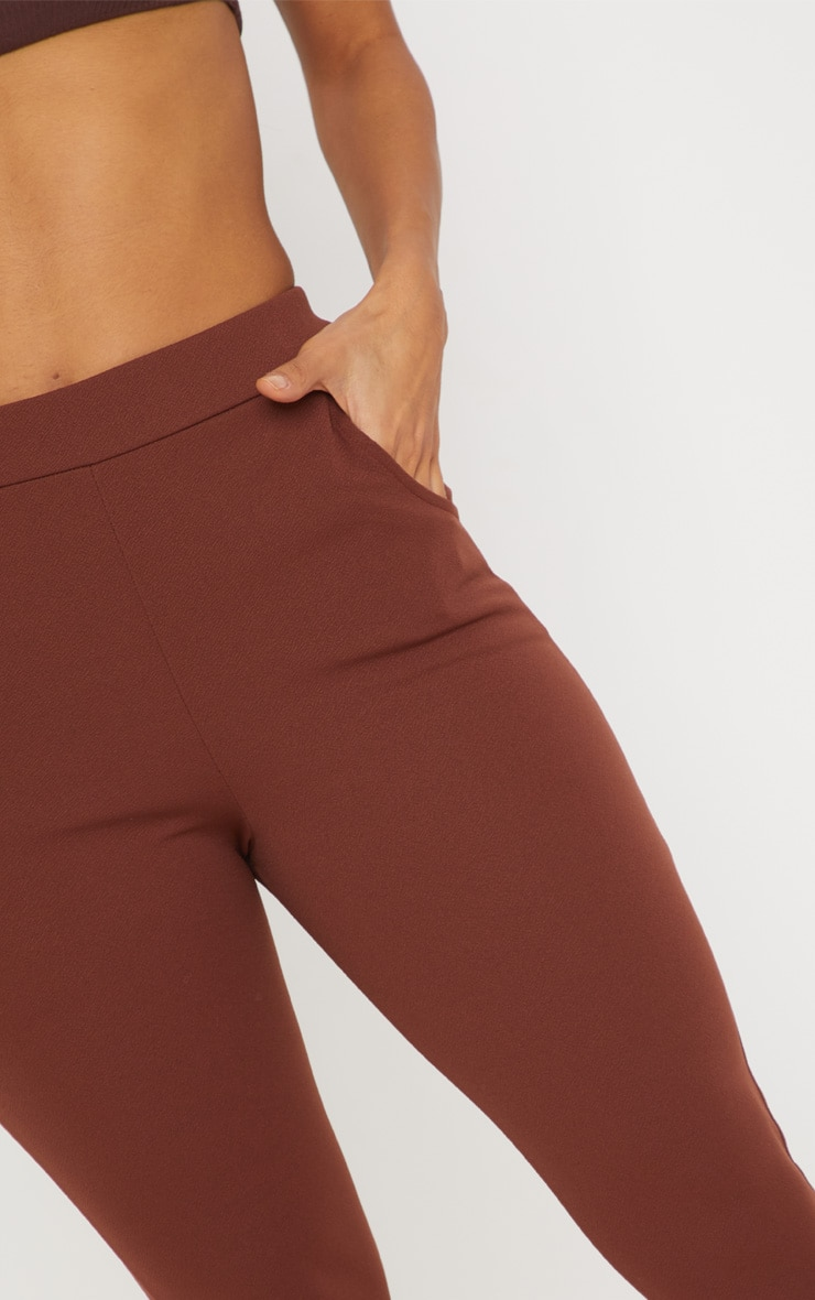 Chocolate Skinny Trouser 5