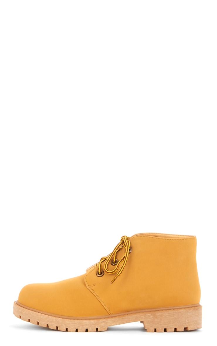 Iyanna Sand Desert Boot 1