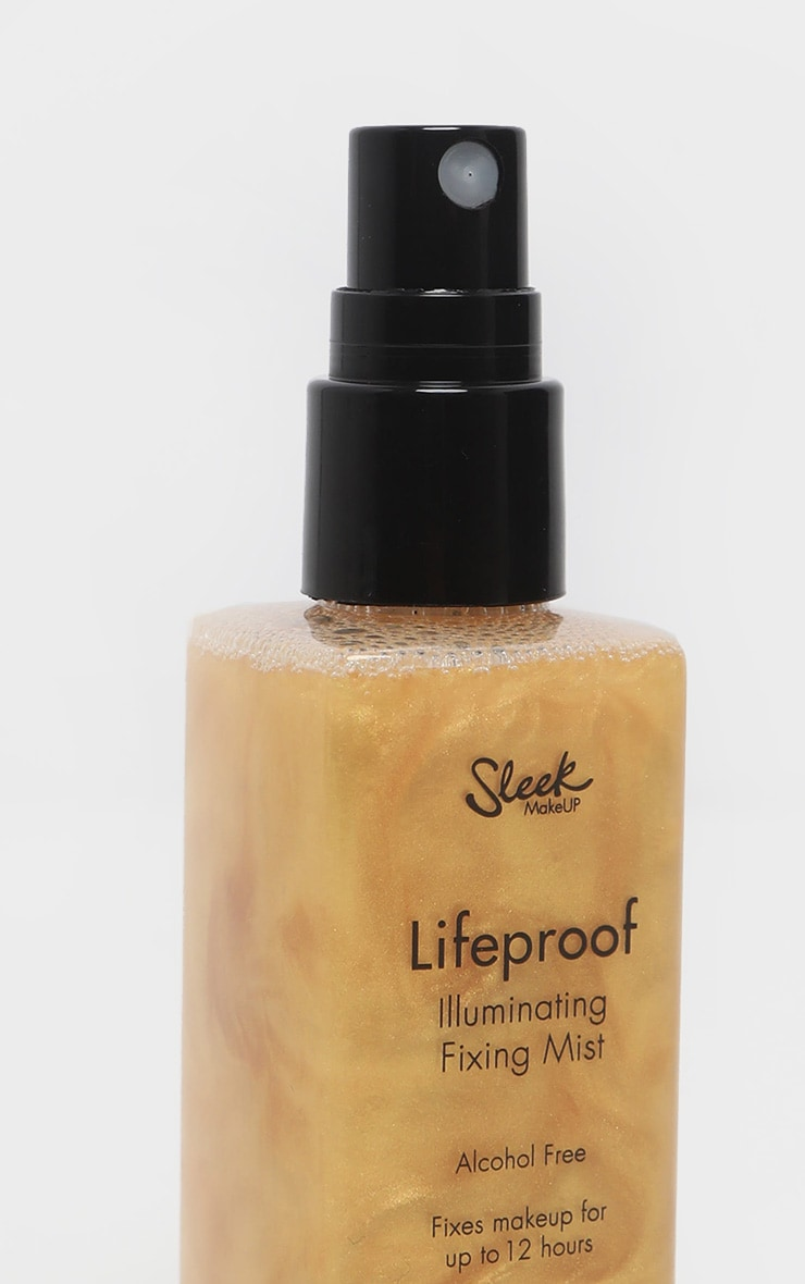 Sleek Lifeproof Illuminating Fixing Mist 3