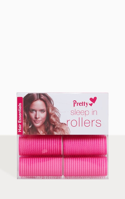 Small Sleep In Hair Rollers 8 Pack
