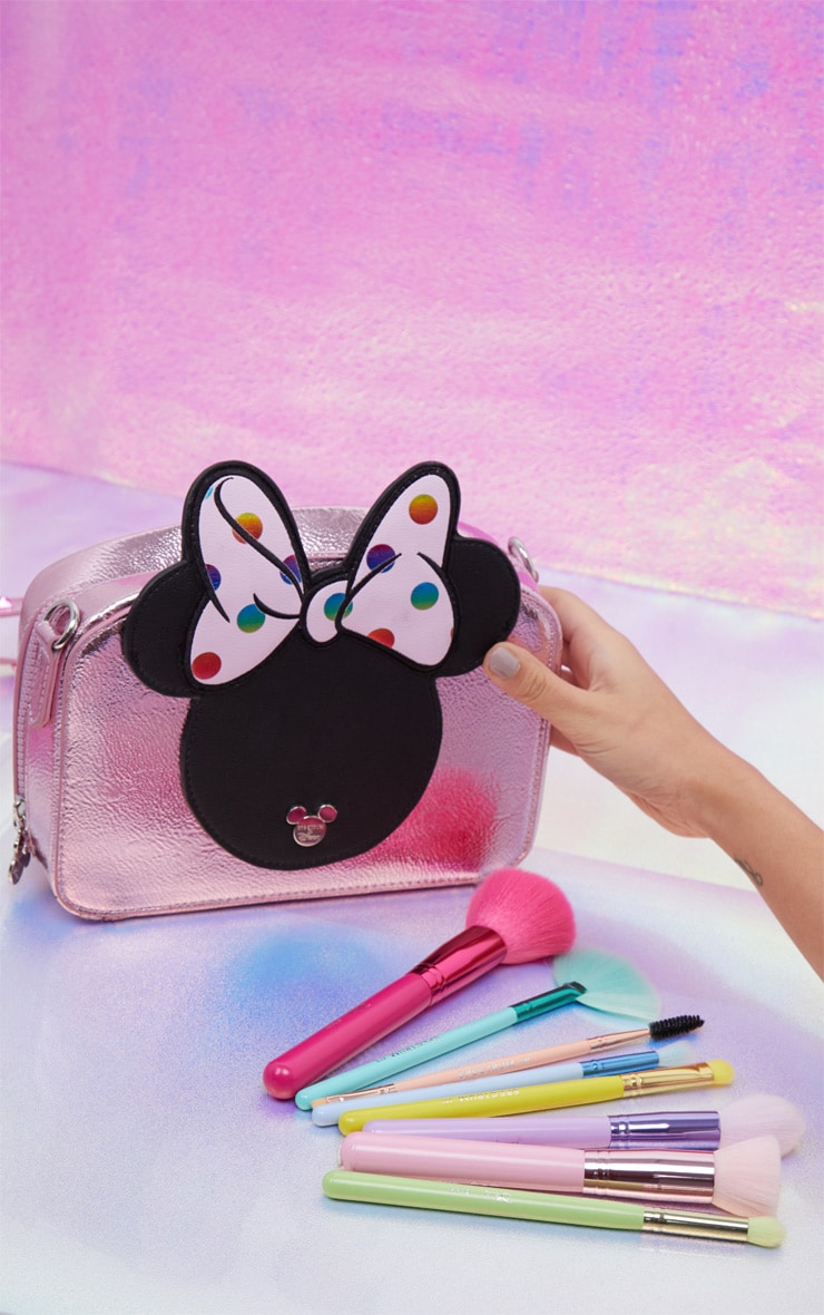 Spectrum X Disney Minnie Camera Bag With Brushes 1