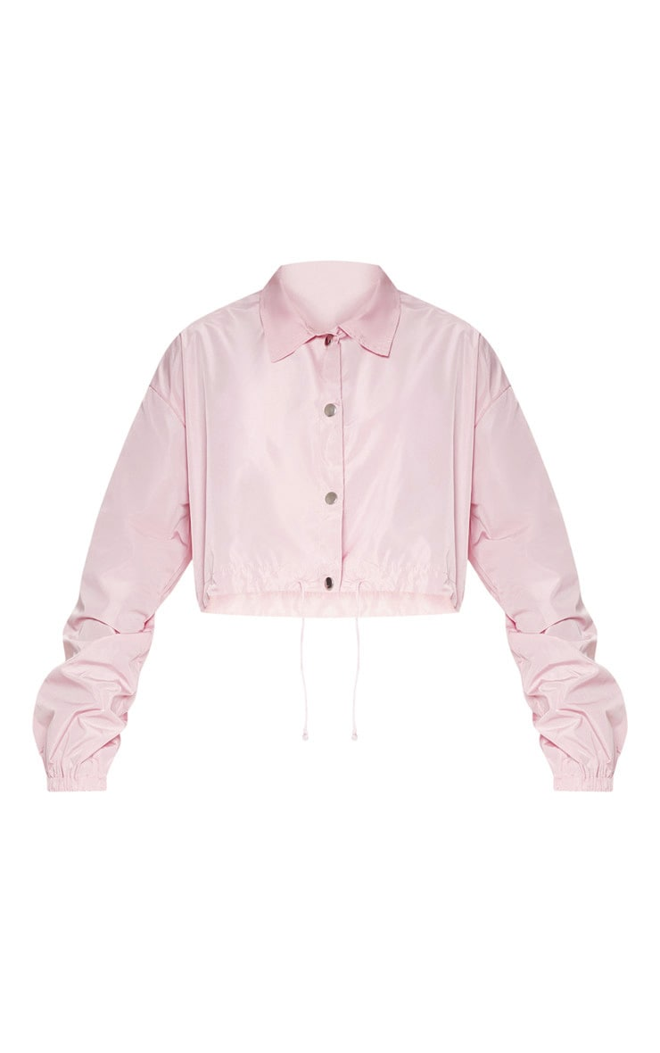 Pink Shell Suit Jacket 3