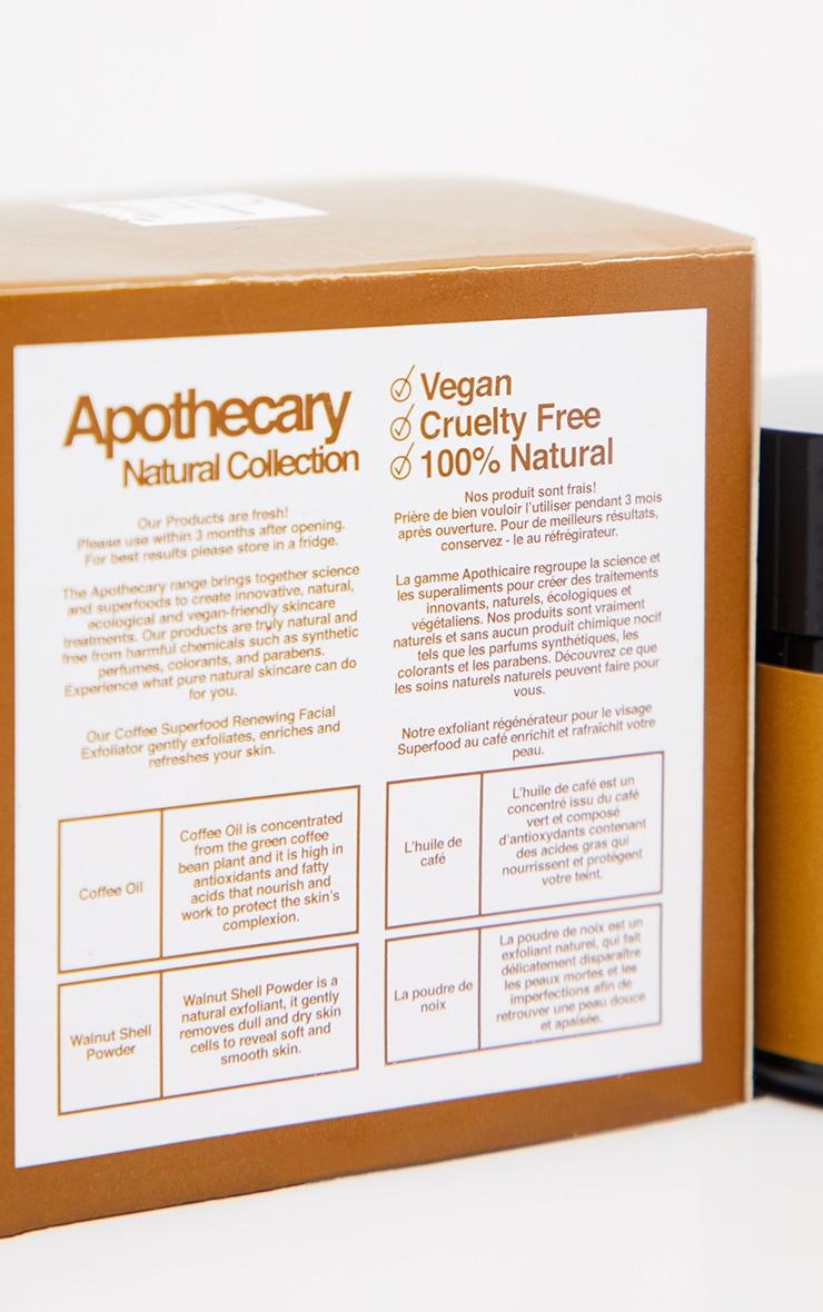 Dr Botanicals Coffee Superfood Renewing Facial Exfoliator 4