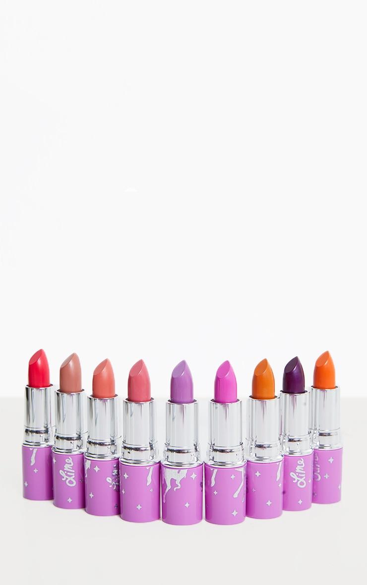 Lime Crime Unicorn Lipstick Candy Floss 3