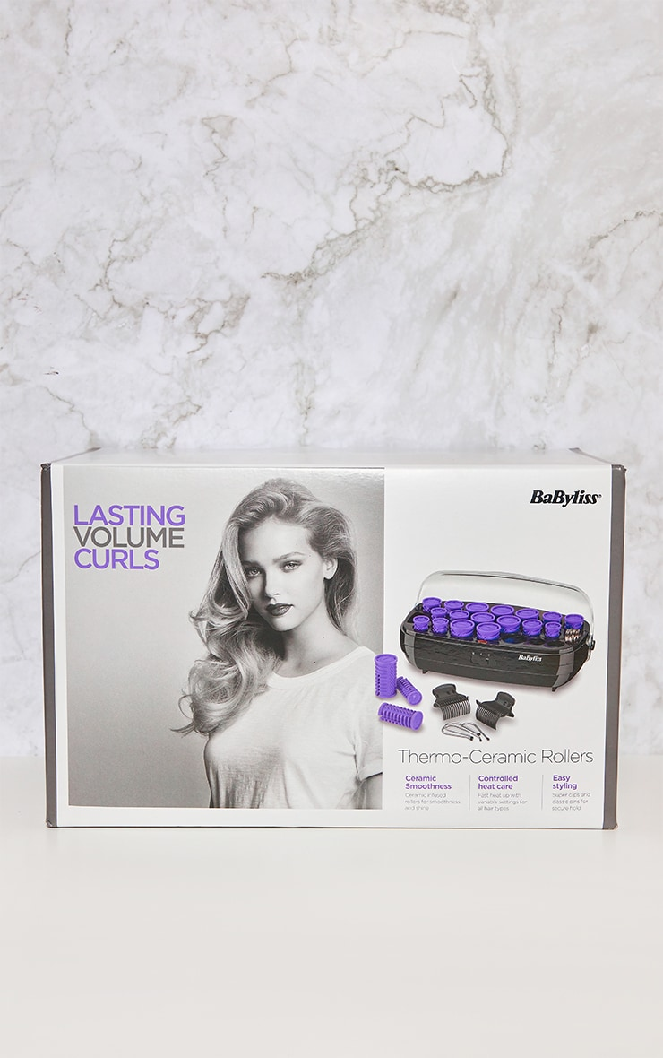 BaByliss Thermo Ceramic Heated Rollers 2