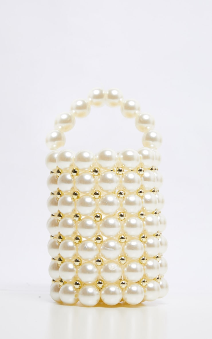 White Pearl Tube Grab Bag 2