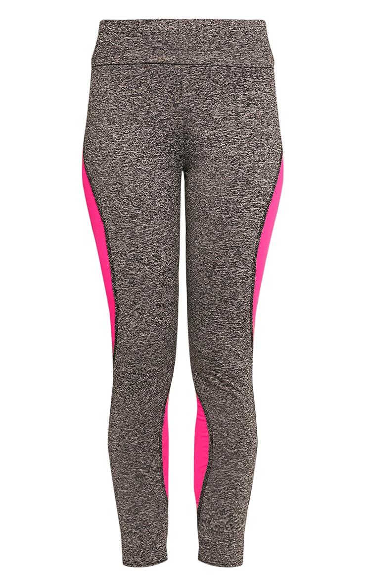 Jennie Legging sport à bandes roses 3