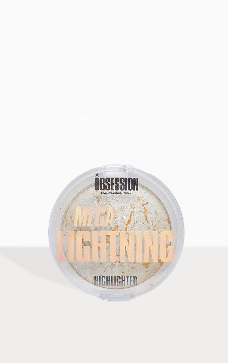 Makeup Obsession Mega Lightning Highlighter 1