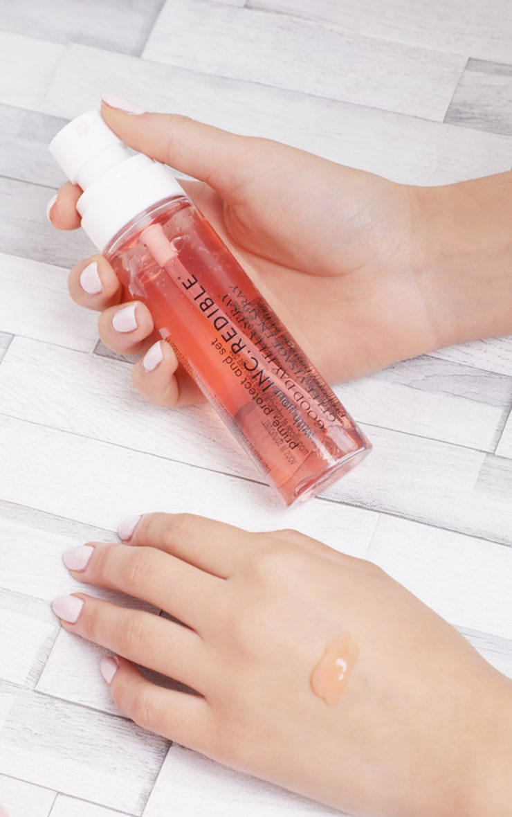 INC.redible Good Day Prime Protect & Set Jelly Spray 1