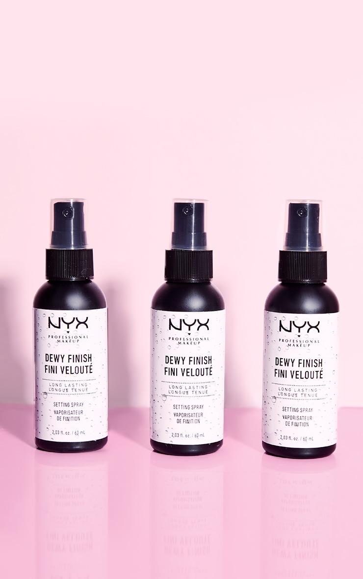 NYX PMU Setting Spray Trio (Worth £24) 1
