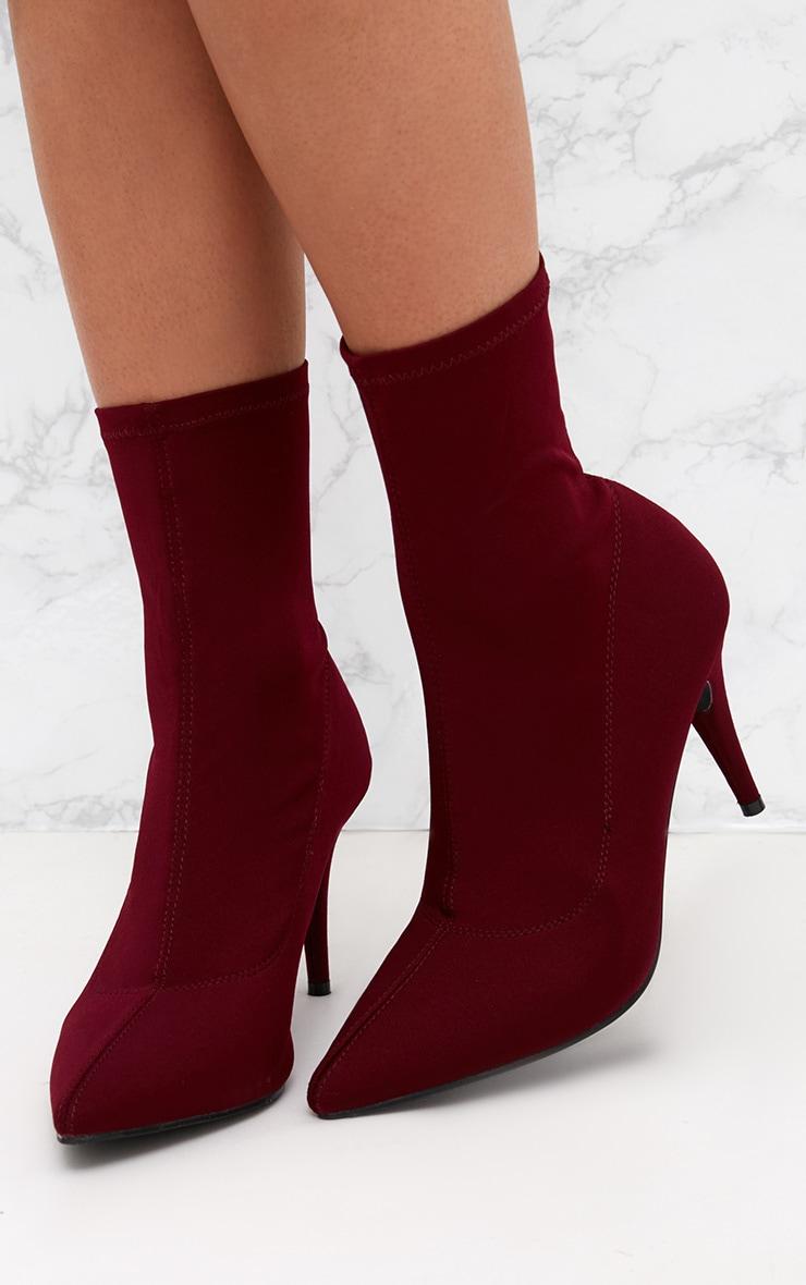 Wine Sock Boot 2