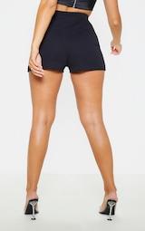 Black Suit Shorts 3