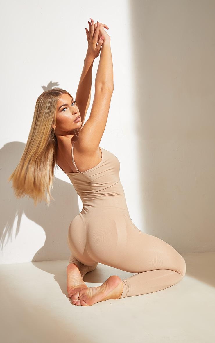 Nude Shapewear Control Longline Body 2