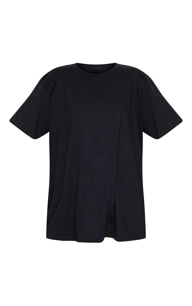 Black Ultimate Oversized T Shirt 5