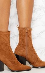 Danica Stone Western Sock Boots 5