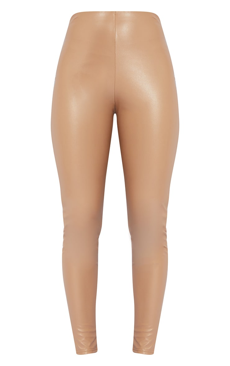 Stone Faux Leather Legging 5