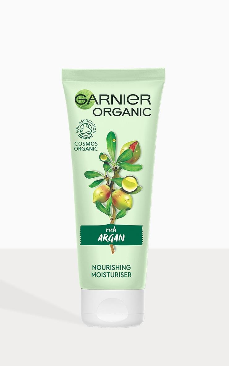 Garnier Organic Argan Nourishing Face Moisturiser 50ml 2