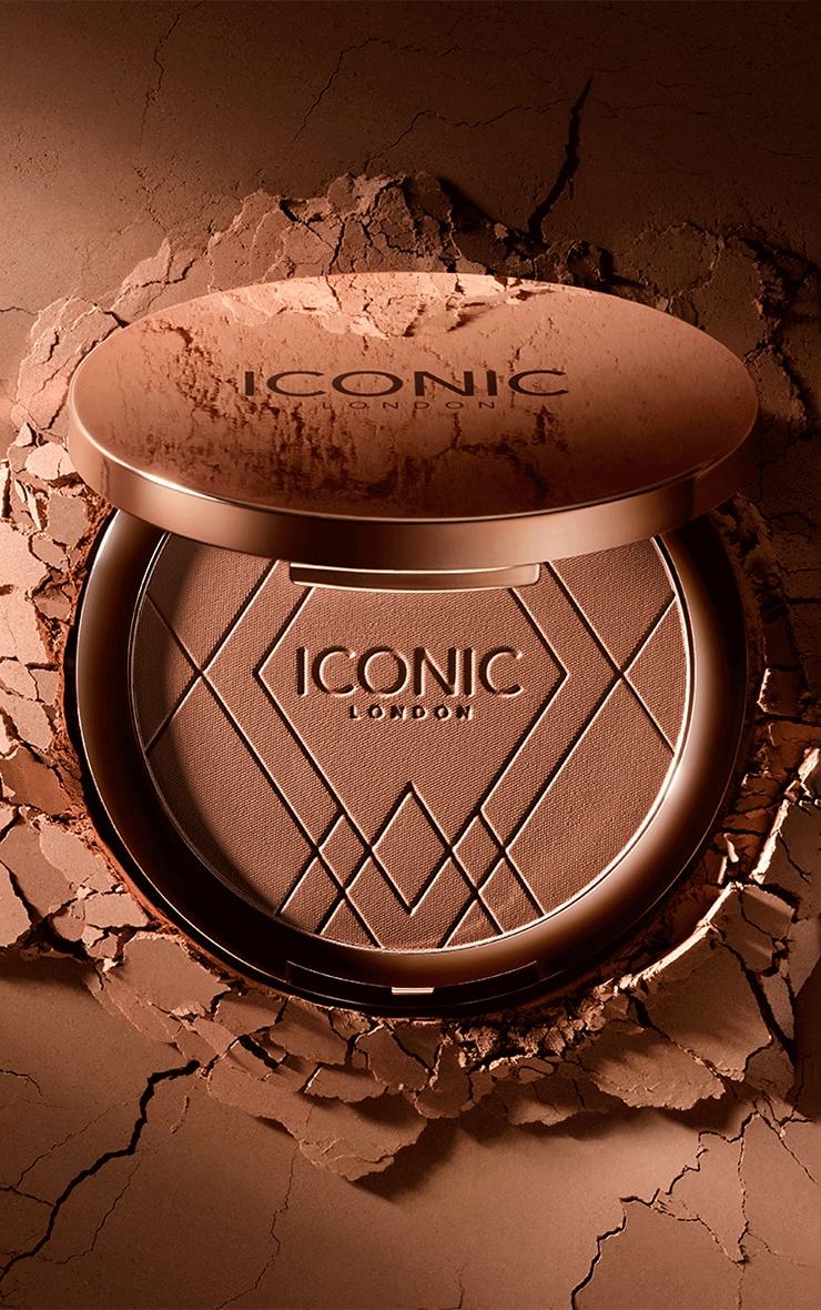 Iconic London - Poudre bronzante ultime - Deep Bronze 1