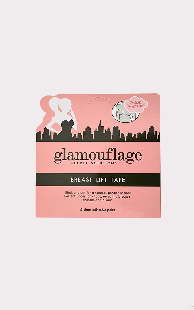Glamouflage Breast Lift Tape 1