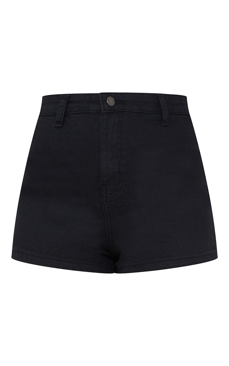 Short disco noir 6