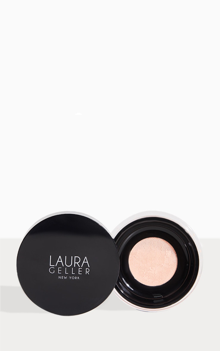Laura Geller Filter Fix Baked Setting Powder Universal Apricot