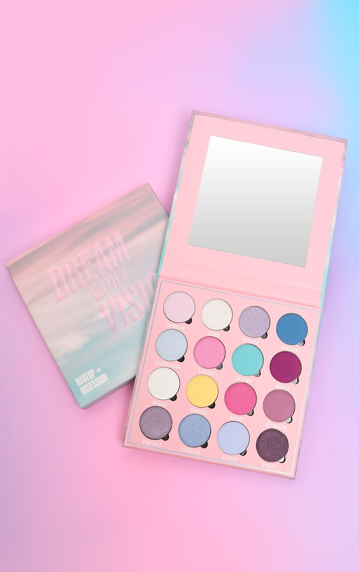 Makeup Obsession Dream With Vision Eyeshadow Palette 1