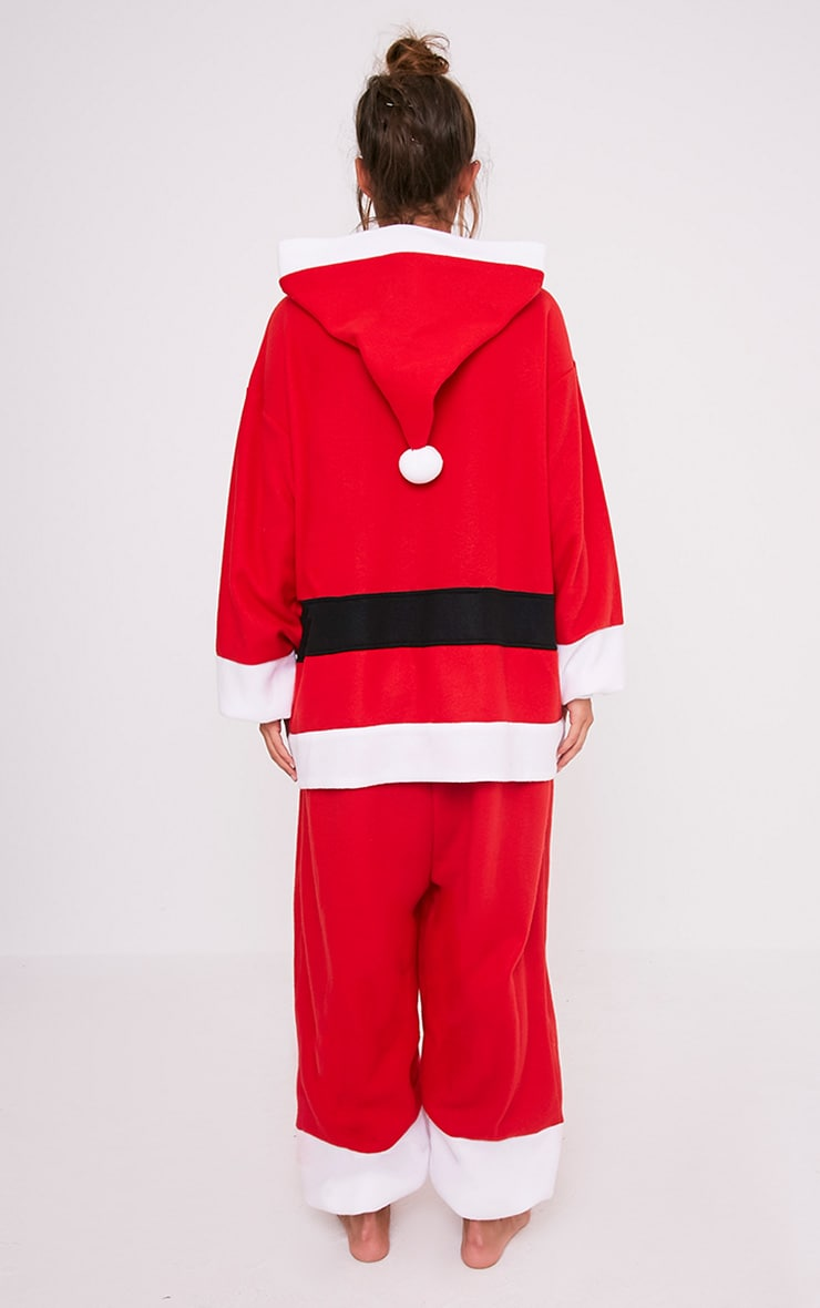 Santa Clause Onesie 2