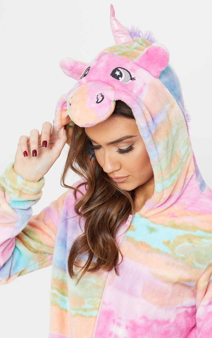 Rainbow Unicorn Onesie 5