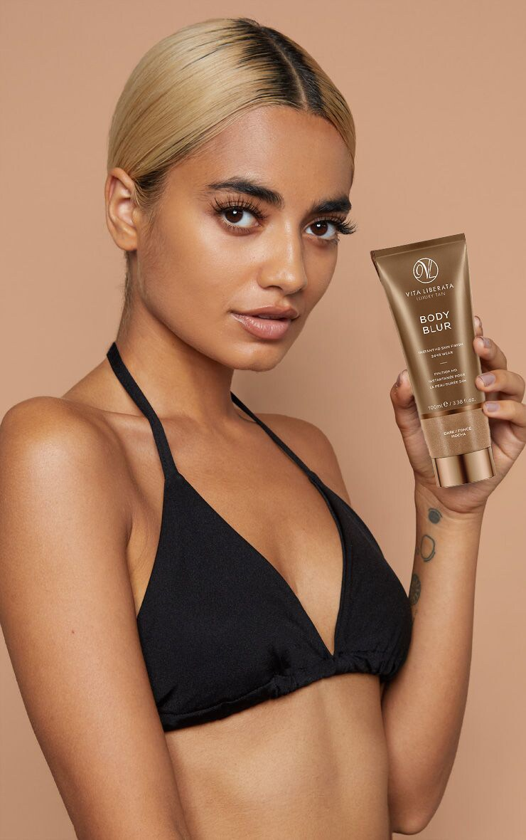 Vita Liberata Body Blur Instant HD Skin Finish Mocha 100ml 2
