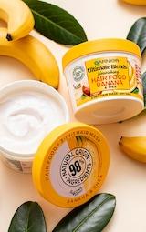 Garnier Ultimate Blends Hair Food Banana 3-in-1 Dry Hair Mask 1
