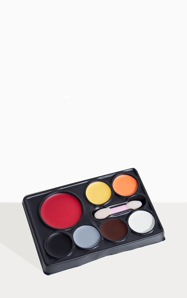 maquillage halloween palette diablesse beaut prettylittlething fr. Black Bedroom Furniture Sets. Home Design Ideas