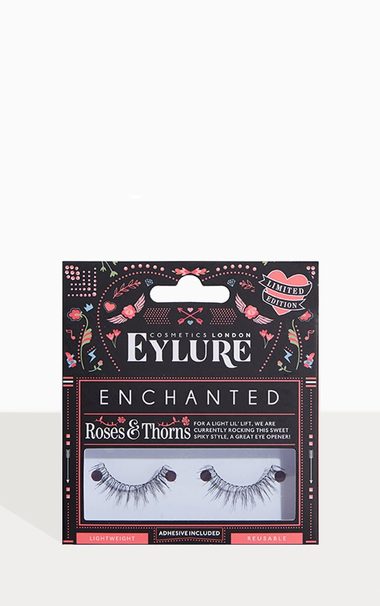 Eylure Enchanted Eyelashes - Roses & Thorns 1