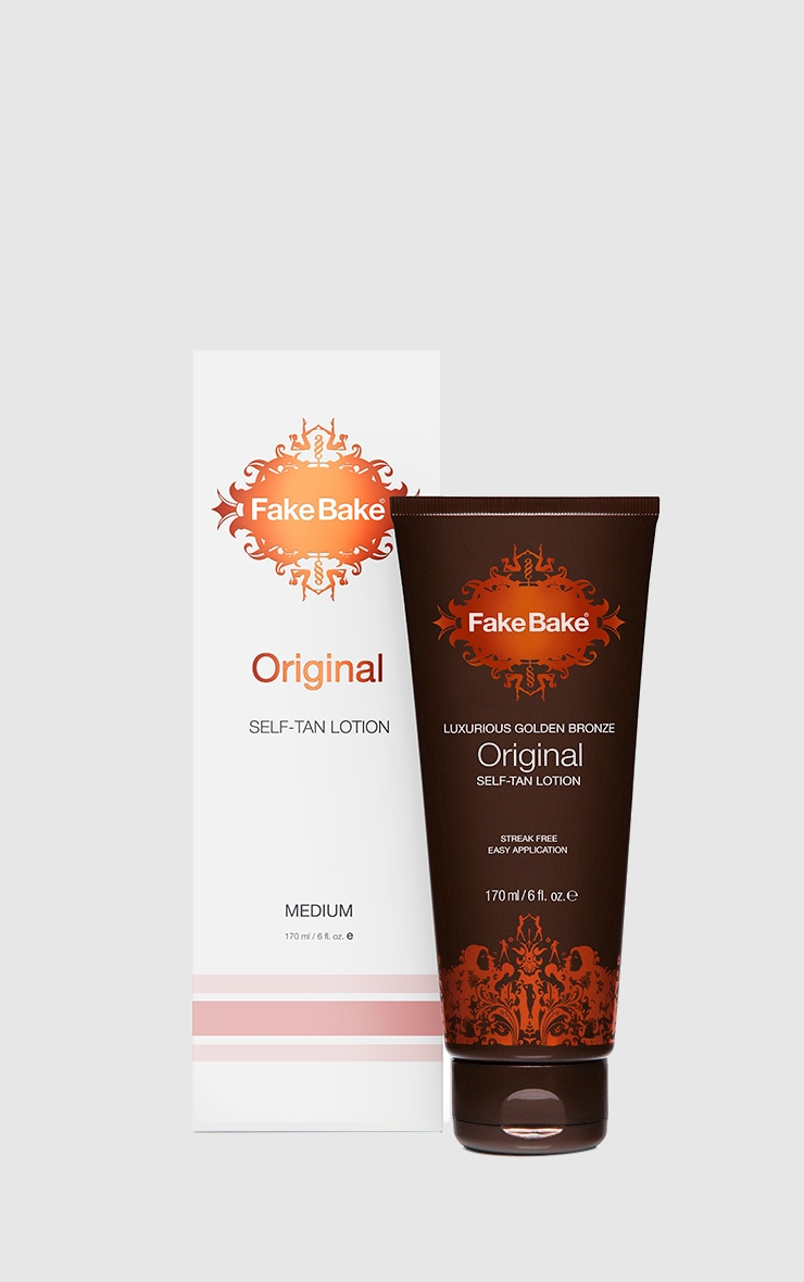 Fake Bake Original Medium Tanning Lotion