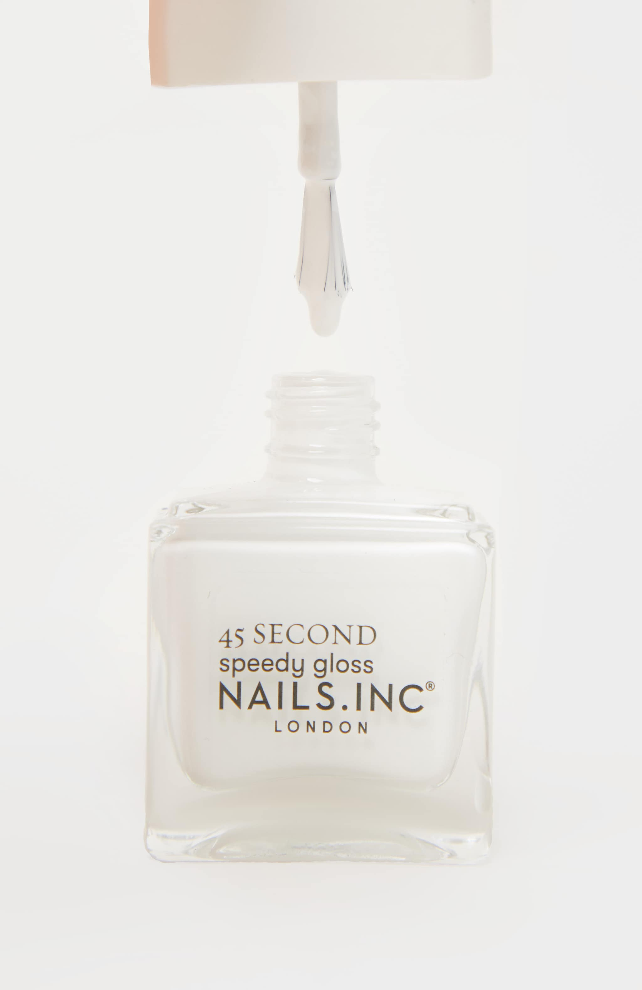 Nails Inc 45 Second Speedy Gloss Find Me In Fulham 2