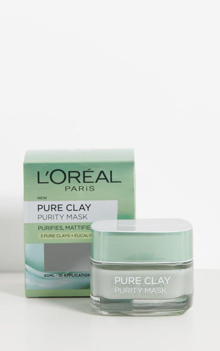 L'Oréal Paris Pure Clay Purity Mask 2