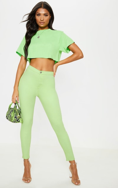 e7ada3cf0227 Neon Clothes | Neon Dresses | Neon Tops | PrettyLittleThing