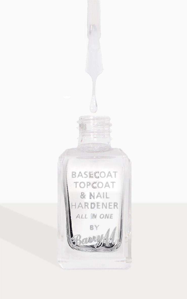 Barry M Clear Nail Polish Base & Topcoat 1