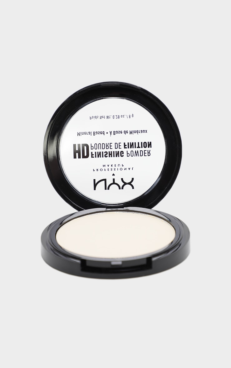 NYX PMU High Definition Finishing Powder Banana 2