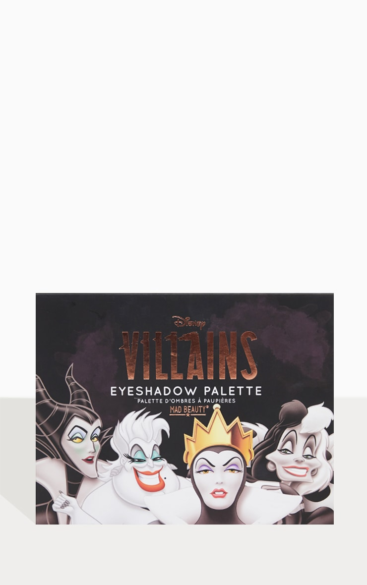 Disney Villains Eye Shadow Palette 1