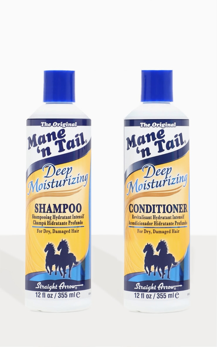 Mane n Tail Deep Moisturising Shampoo & Conditioner Kit 1