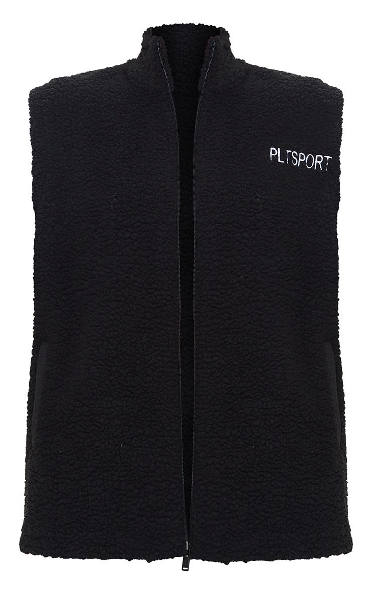 Black Borg Sports Gilet 5