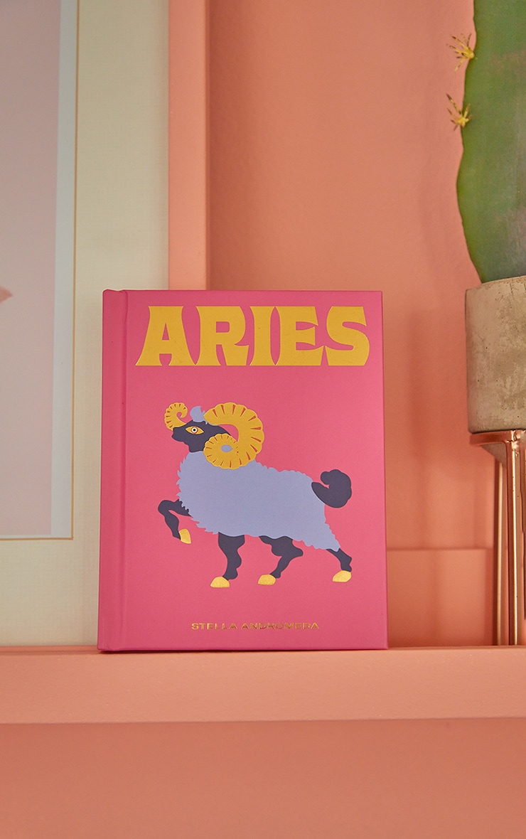 Aries Star Sign Astrology Book 1