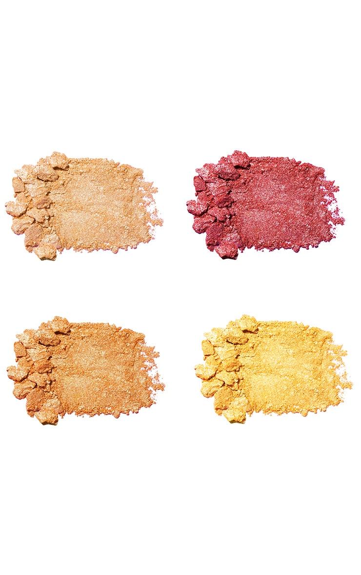 Sleek MakeUP Highlighting Palette Fire It Up 5