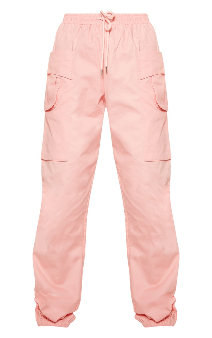 Rose Double Pocket Detail Cargo Pant 3