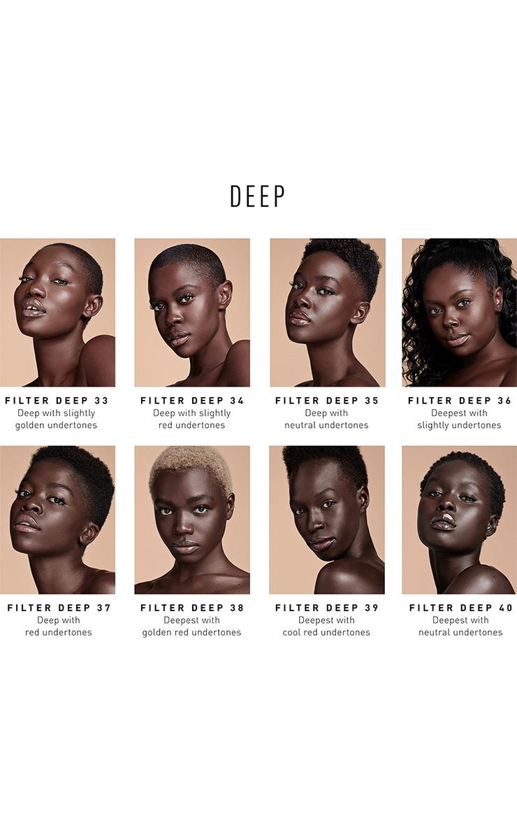 Morphe Filter Effect Soft Foundation Deep 38 5